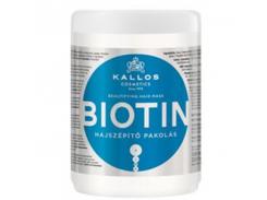 Kallos KJMN маска для волос с биотином
