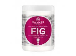 Fig Booster hair mask ( укрепляющая маска с экстрактом инжира), 1000мл