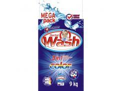 Doctor Wash Стиральный порошок Color 9 кг (пакет)