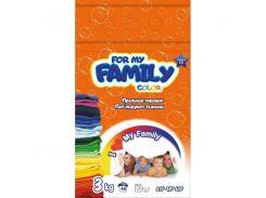 For my Family Порошок 3 кг  для цветного  (пакет)