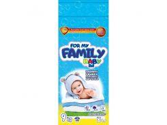 For my Family Baby Порошок для стирки детских вещей 9 кг (100 стирок)