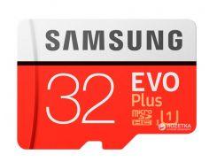 microSDHC 32GB EVO Plus UHS-I Class 10 (MB-MC32GA/RU)