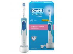 Электрическая зубная щетка ORAL-B BRAUN Vitality Sensitive/D12