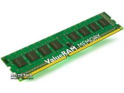 Оперативная память Kingston DDR3-1600 4096MB PC3-12800 (KVR16N11S8/4)