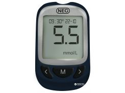 Глюкометр NEWMED Neo MSL0217B/S0217 + 50 тест-полосок