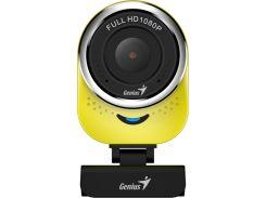 QCam 6000 Full HD Yellow