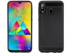 Панель Global Case Leo для Samsung Galaxy M20 Black