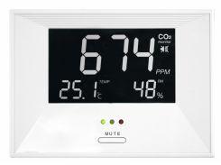 Измеритель уровня CO2 TFA AirCO2ntrol Life