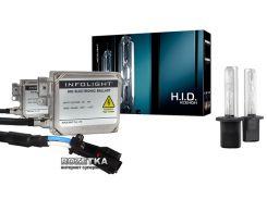 Комплект ксенона Infolight 50W НВ4 6000К (НВ4 6К I 50W)