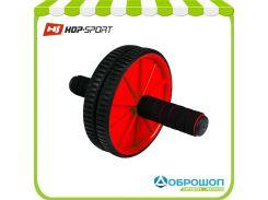 Ролик для пресса Hop-Sport red