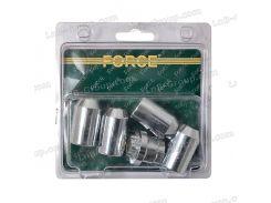 Набор секреток на литые диски 5 пр. (М12х1.5RH)Force