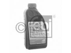 Жидкость тормозная FEBI DOT 4 Plus (1л)Febi