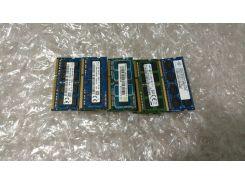 Оперативна пам'ять для ноутбуків  4GB DDR3 , DDR3L