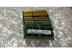 Оперативна пам'ять для ноутбуків  8GB DDR3 , DDR3L