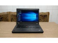 Ноутбук Lenovo Thinkpad T440p, 14'', i5-4300M, 8GB, 256GB SSD. Win 10Pro. Гарантія.