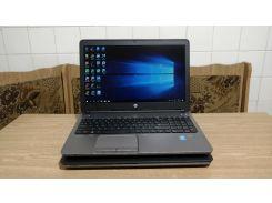 Ноутбук Hp ProBook 650 G1, 15,6'', i5-4210M, 8GB, 180GB SSD, добрий стан, добра батарея. Гарантія