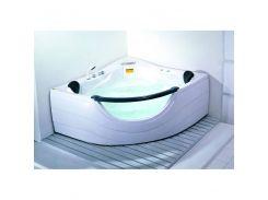 Ванна Угловая APPOLLO АТ-2121 с гидромассажем и пневмокнопкой 1520*1520*710 мм