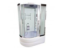 Гидромассажный душевой бокс Atlantis AKL-1315 XL R 135х85х220