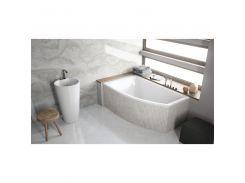 Ванна RADAWAY Sitera 160х95 + ножки  (WA1-32-160х095L) левая