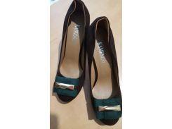 Женские туфли  Коричневый