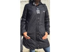 Куртка женская удлиненная M