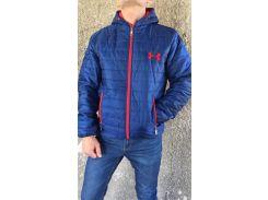 Двусторонняя мужская куртка XXL