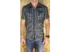 Рубашка мужская LV-211