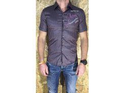 Рубашка мужская LV-214
