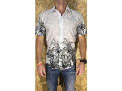 Рубашка мужская К-181
