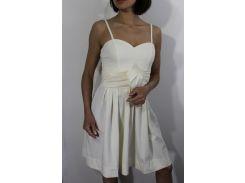 Платье женское Zean молочное