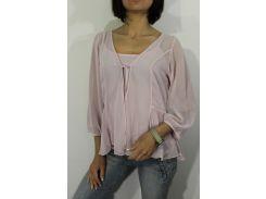 Блуза женская 143 пудра