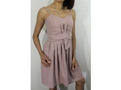 Платье женское Zean пудра