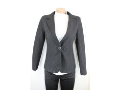 Пиджак женский черный 6075 M