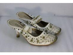 Женские туфли Leyaes J146-C671 белые 37