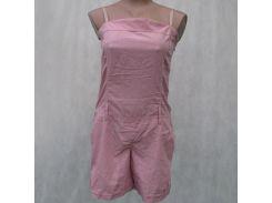 Комбинезон женский розовый