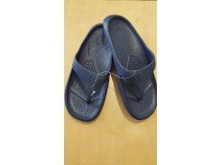 Вьетнамки мужские пена 41-46 размер  синий