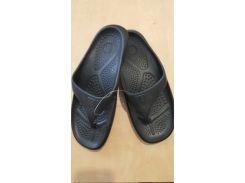 Вьетнамки мужские пена 41-46 размер  черный