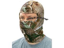 Шапка-маска К-9 камо флиз