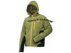 Куртка флисова з капюшоном NORFIN OUTDOOR (Green) L