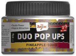 Бойлы Duo Pop Ups12-16mm.65g(банан-печень) CZ9813