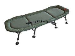 роскладушка carp zoom Robust Flat Bedchair