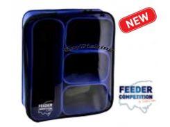 EVA Bait Box Set Large, 34x28x8cm (Набор мягких водонепроницаемых контейнеров для насадок и прикормок - большой)