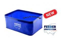 EVA Bait Bowl, 35x25x15vm (Мягкий водонепроницаемый контейнер для прикормки)