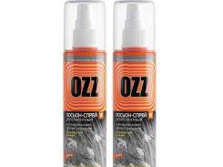 Лосьон-спрей от насекомых OZZ Ultra 100мл Дета 18%