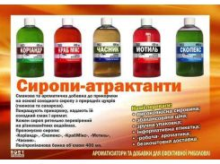 """Сироп """"Супер Часнок""""(350мл.)Rost"""