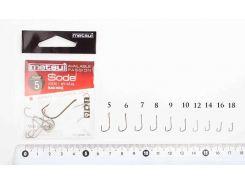 Крючки metsui SODE цвет bln, размер № 16 в уп. 12 шт.