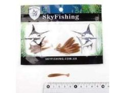 Силикон Sky Fishing Minow shad.35mm/color:09