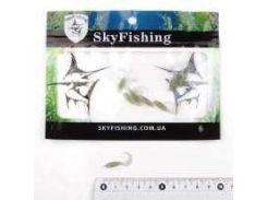 Силикон Sky Fishing Nano grad 25mm/color:07