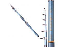 Спиннинг теле Okuma 40-80g металик 2.1м.