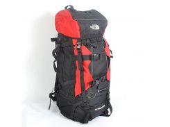 Туристический рюкзак North Face Extreme 80L (красный, синий, оранжевый и серый)